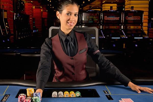 Casino Personel Kıyafetleri