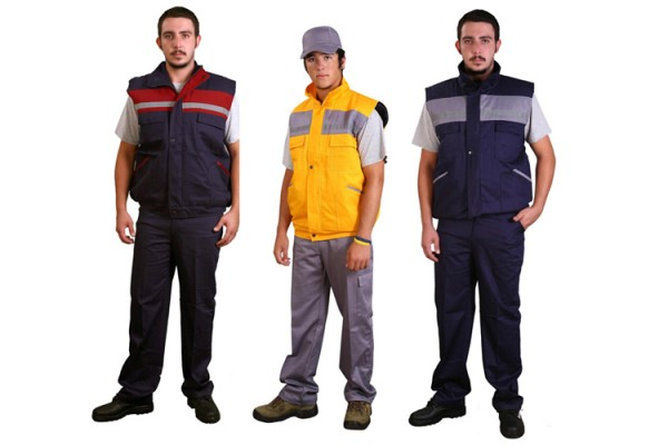 Factory Work Outfits