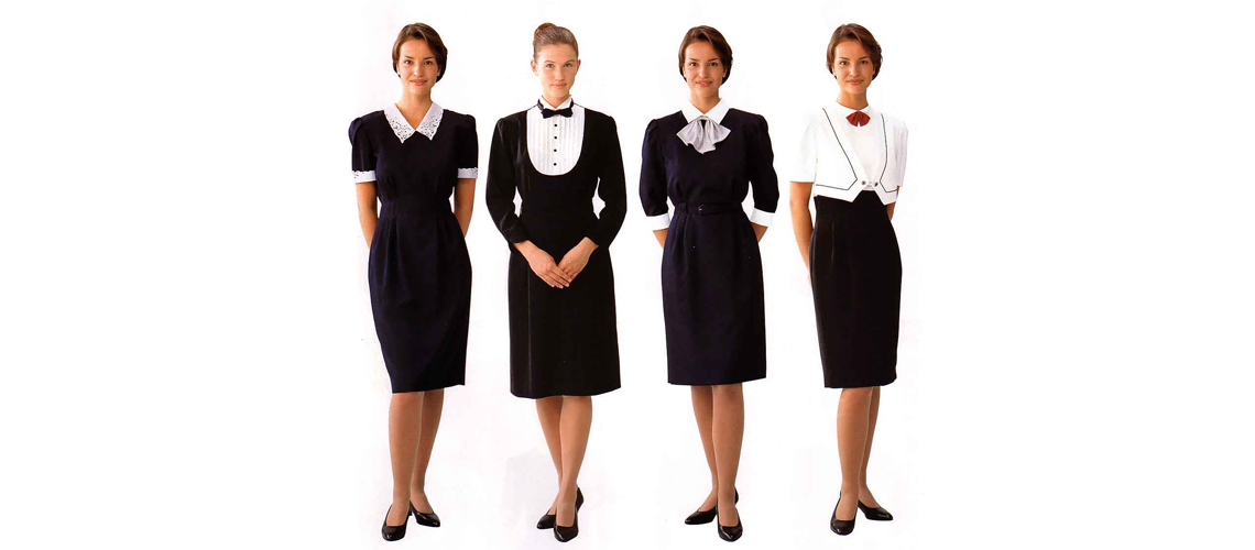 Hotel Employee Outfits