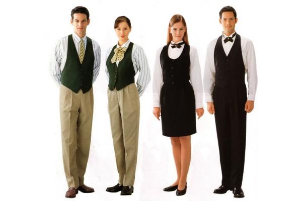 Hotel Personel Kıyafetleri